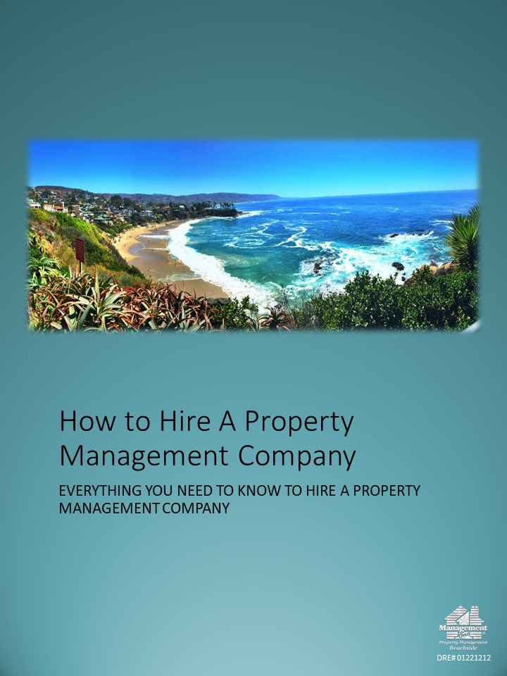 How to Hire A Property Management Company