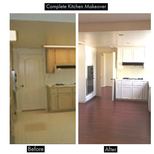 Kitchen Complete Transformation